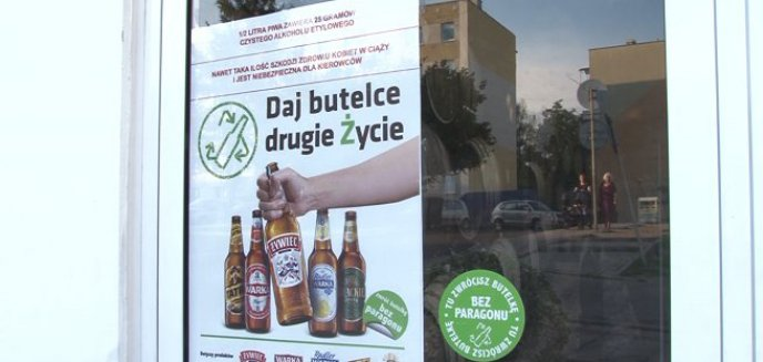 Artykuł: ''Daj butelce drugie życie''. Proekologiczna akcja, którą w Olsztynie zabijają sklepikarze