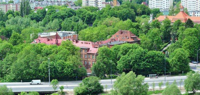 Artykuł: Czy olsztynianie doczekają się przejścia z Łynostrady do Szpitala Miejskiego?