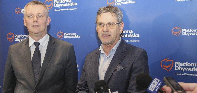 Artykuł: Tomasz Siemoniak w Olsztynie. ''Chcę, żeby Platforma wróciła do korzeni''