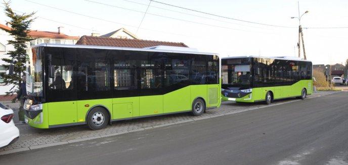 Koniec problemów z dojazdem z Jonkowa do Olsztyna? Rusza komunikacja gminna