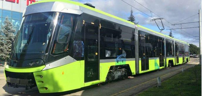 Pierwszy turecki tramwaj już gotowy. Wkrótce trafi do Olsztyna [WIDEO]