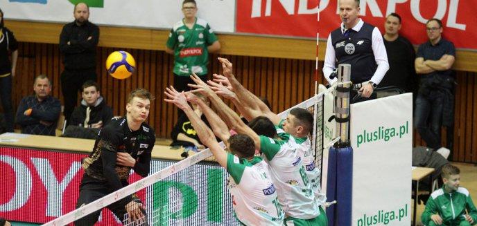 Artykuł: Nieudany debiut Daniela Castellaniego. Trefl Gdańsk pewnie wygrywa w Olsztynie  [ZDJĘCIA]