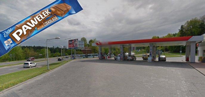 Artykuł: Na olsztyńskiej stacji benzynowej nie kupimy ''Pawełka'' po godz. 22, bo... zawiera alkohol