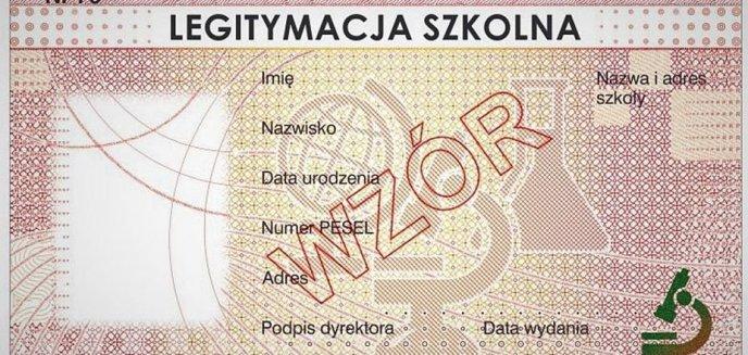 Artykuł: Ułatwienie dla uczniów. Dwie olsztyńskie szkoły z e-legitymacjami