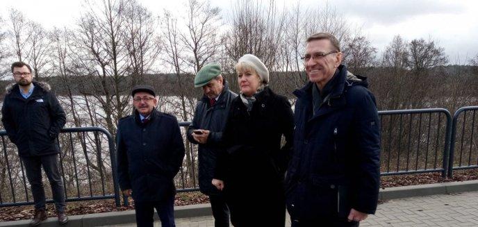Artykuł: Prezydent Olsztyna podsumował projekt budowy ulic łączących Gutkowo z obwodnicą [ZDJĘCIA]