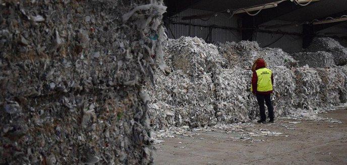 Artykuł: Aż 220 ton nielegalnych odpadów z Wielkiej Brytanii miało trafić do naszego województwa [WIDEO]