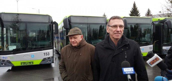 Artykuł: Flota MPK się powiększa. Nowe autobusy ruszą w trasę w przyszłym tygodniu