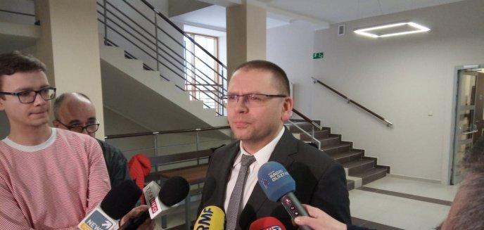 Artykuł: Olsztyńscy sędziowie złożyli zawiadomienie o popełnieniu przestępstwa przez prezesa sądu rejonowego