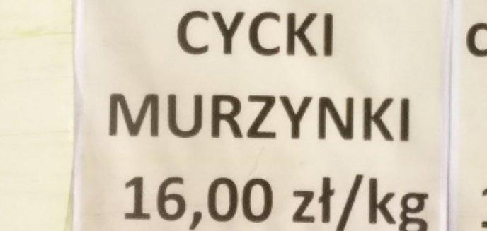 """Artykuł: """"Cycki Murzynki"""" obrażają działaczkę społeczną. Zarzuty kieruje do olsztyńskiej piekarni"""