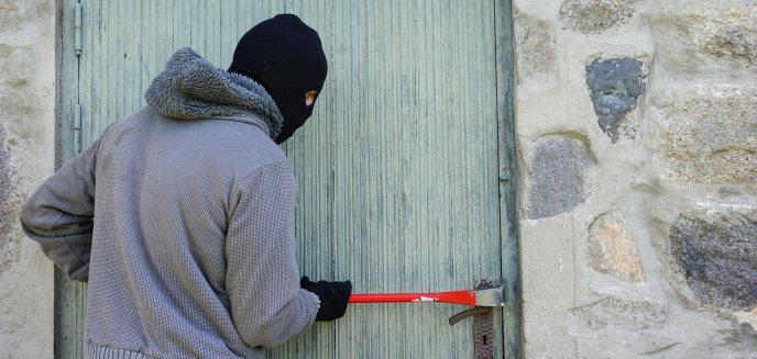 Włamywał się do mieszkań, kradł, a to nie jedyne jego przewinienia