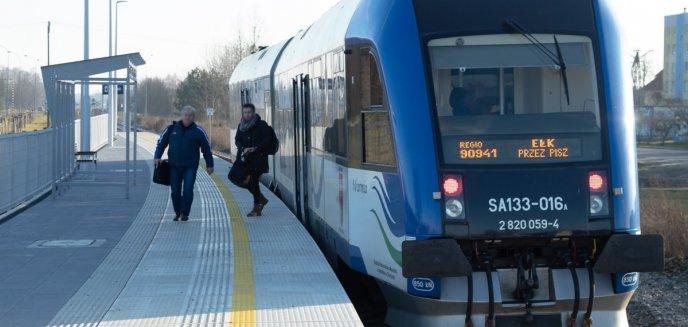 Artykuł: Z Olsztyna do Ełku dojedziemy szybciej. Wyremontowano kolejne stacje kolejowe w regionie