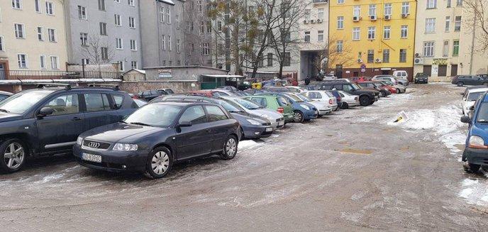 W centrum Olsztyna będzie więcej miejsc parkingowych?