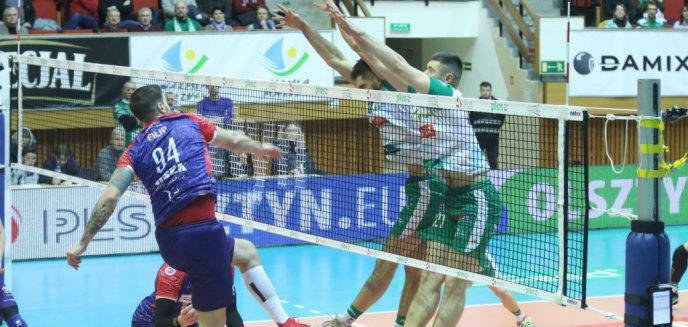 Artykuł: Pewne zwycięstwo AZS Olsztyn. Siatkarze zostają w grze o play-offy [ZDJĘCIA]