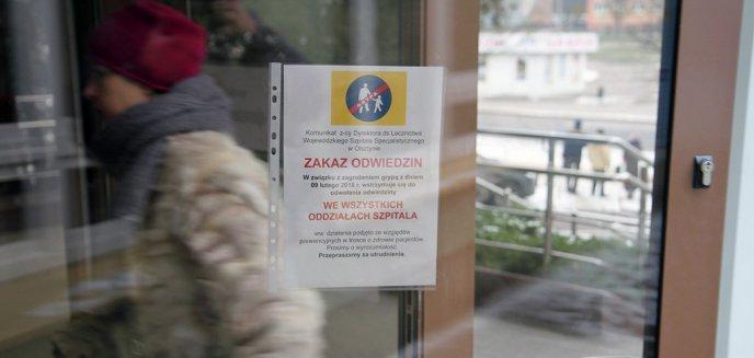 Artykuł: Boją się grypy. Zakaz lub ograniczenie odwiedzin w olsztyńskich szpitalach!