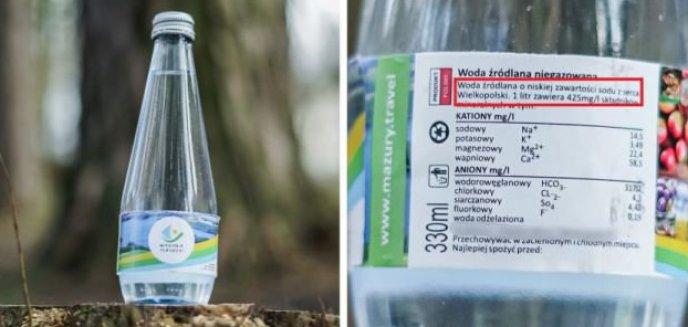 Artykuł: Woda z etykietą Warmii i Mazur pochodzi z... Wielkopolski