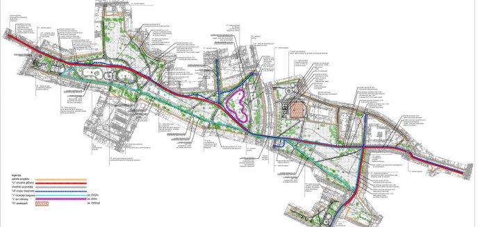 Artykuł: Jak będzie wyglądał zmodernizowany park Kusocińskiego?