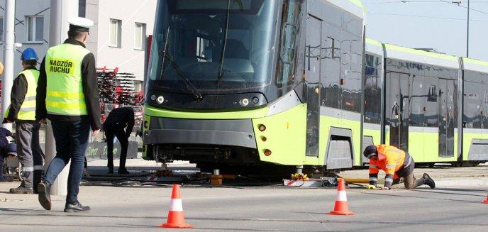 Artykuł: Nowy, turecki tramwaj wykoleił się podczas testów w Olsztynie [ZDJĘCIA]