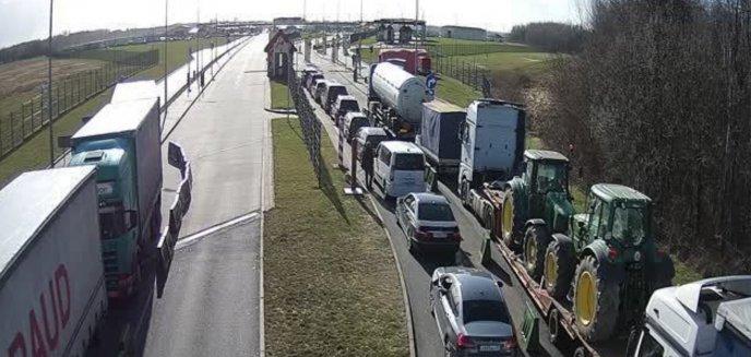 Artykuł: Koronawirus. Rosjanie skarżą się na wielogodzinne kolejki na przejściach granicznych z Polską