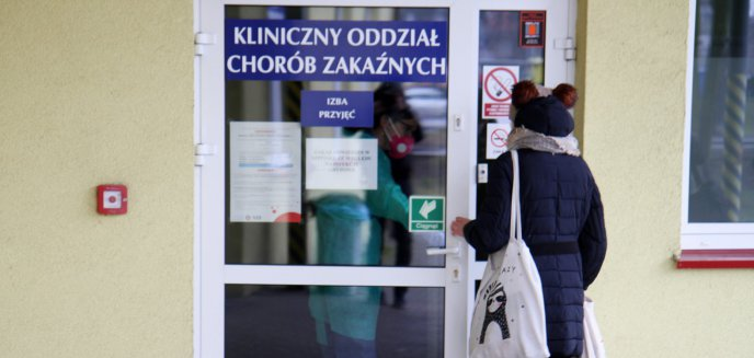 Artykuł: Koronawirus. Szpital w Ostródzie zostanie przekształcony w zakaźny!