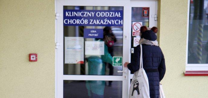 Artykuł: Nowe przypadki zachorowań na koronawirusa na Warmii i Mazurach