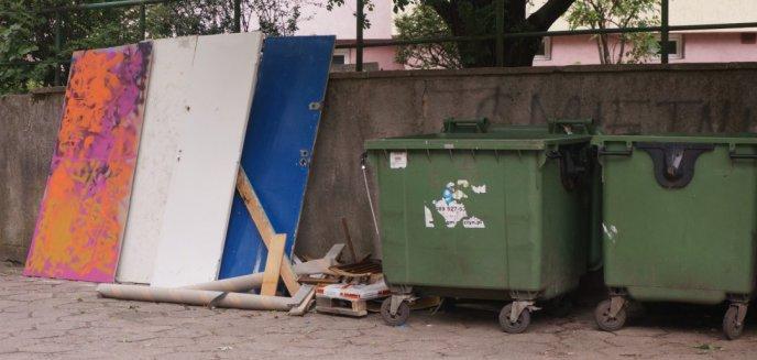 Wstrzymują odbiór odpadów wielkogabarytowych