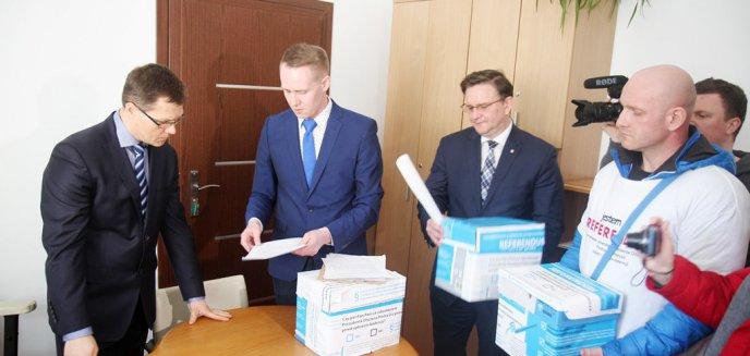 Artykuł: Koronawirus. Co z ewentualnym referendum w Olsztynie?