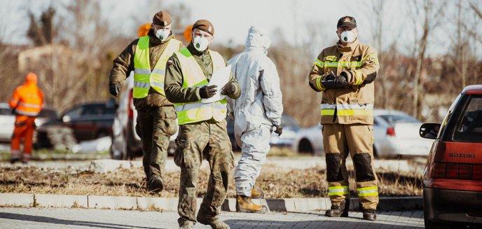 Artykuł: [OPINIE] Wojsko na pandemię