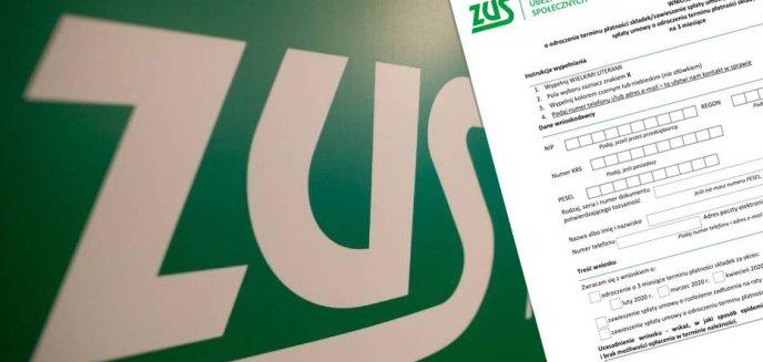 Przedsiębiorca z Olsztyna skomentował uproszczony wniosek ZUS: ''Z czego mam zapłacić składki?''