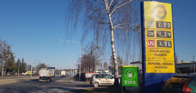 Paliwo w Olsztynie za mniej niż 4 zł za litr! Nie było tak tanio od 2009 roku...