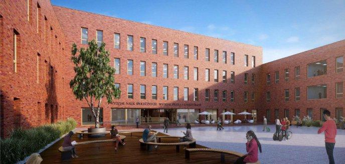 Rusza budowa nowego budynku dwóch wydziałów UWM