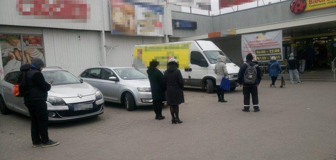 Artykuł: Kłótnie, kolejki i zakupowe dramaty. Sprawdziliśmy, jak wygląda sytuacja w olsztyńskich sklepach przed Wielkanocą