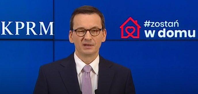 Artykuł: Koronawirus. Kolejne obostrzenia rządowe przed Wielkanocą. Premier apeluje o zostanie w domu! [AKTUALIZACJA]