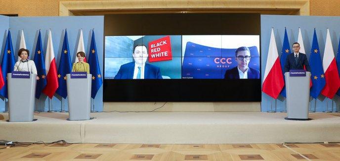 Artykuł: Jadwiga Emilewicz: ''Do piątku przedstawimy kolejne propozycje na ratowanie polskiej gospodarki''