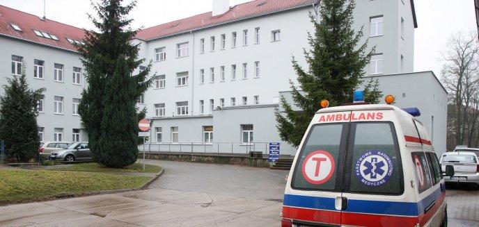 Koronawirus. Co w przypadku, gdy Ostróda nie wystarczy? W gotowości są inne szpitale