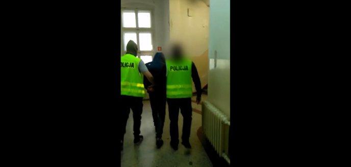 Artykuł: Napadł na sklepy w Olsztynie, ukradł papierosy i pieniądze. Wpadł po kilku dniach