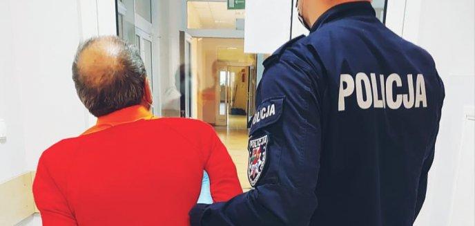 Artykuł: 64-latek z Olsztyna nie dostał pożyczki, więc w nerwach ukradł w Szczytnie... dwie gaśnice