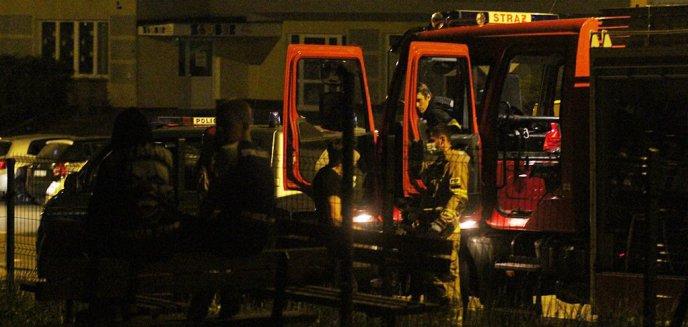 Artykuł: Wracamy do tematu: nocna akcja służb na ul. Kołobrzeskiej. Dwie osoby chciały popełnić samobójstwo