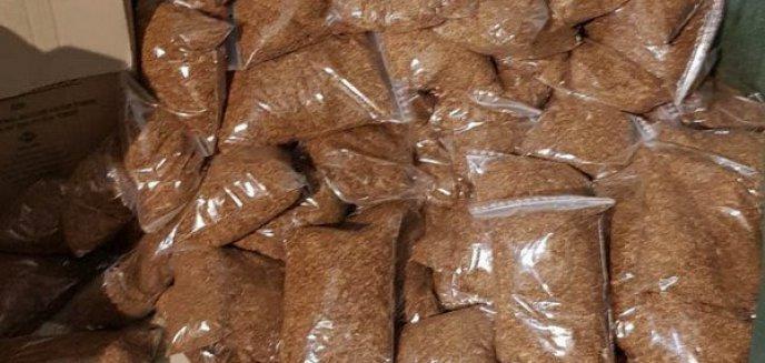 Artykuł: 2 tony ''lewego'' tytoniu w zakładzie przemysłowym w Mrągowie. Chcieli oszukać państwo na 1,5 mln zł! [WIDEO]