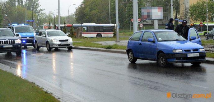 Artykuł: Dwa potrącenia pieszych w ciągu kilku minut w rejonie ul. Dworcowej w Olsztynie [ZDJĘCIA]