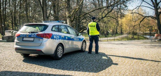 Artykuł: Policyjny pościg za kierowcą volvo. Był pijany, ale miał też więcej na sumieniu