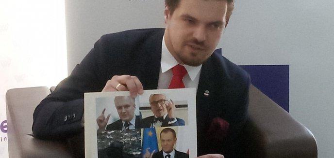 Artykuł: Poseł Porozumienia odpowiedział na zaczepki lidera PiS z okręgu: ''Jerzy Szmit powinien zrozumieć, jakie jest jego miejsce w szeregu''