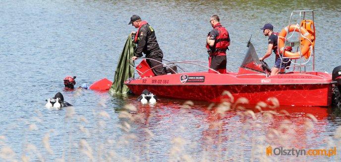 Artykuł: To już pewne! Z jeziora Dywickiego wydobyto ciało Joanny Gibner [AKTUALIZACJA] [ZDJĘCIA]