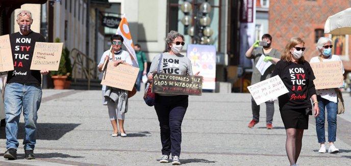 ''Święto Wolności''. KOD organizuje manifestację na olsztyńskiej starówce