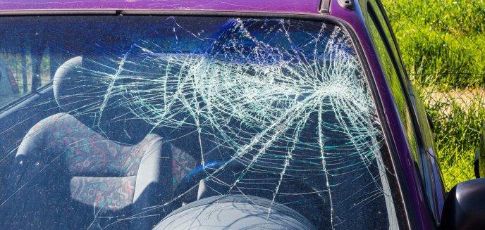 Artykuł: Nastoletni chłopcy zamiast świętować Dzień Dziecka, woleli zniszczyć samochód