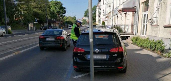 Artykuł: Przystanki wiedeńskie pod lupą policji. Wpadło 10 kierowców
