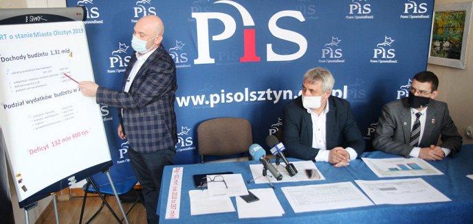 Artykuł: Lokalni działacze PiS: ''Rządy lidera totalnej opozycji, Piotra Grzymowicza, źle służą miastu''