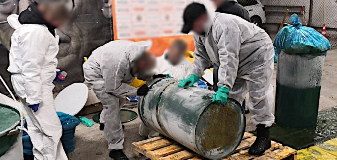 Artykuł: Przemyt kokainy z Ekwadoru o rekordowej wartości 3 mld zł! W akcji m.in. śledczy z Olsztyna [ZDJĘCIA] [WIDEO]
