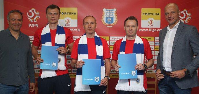 Znamy nowego trenera Stomilu Olsztyn!