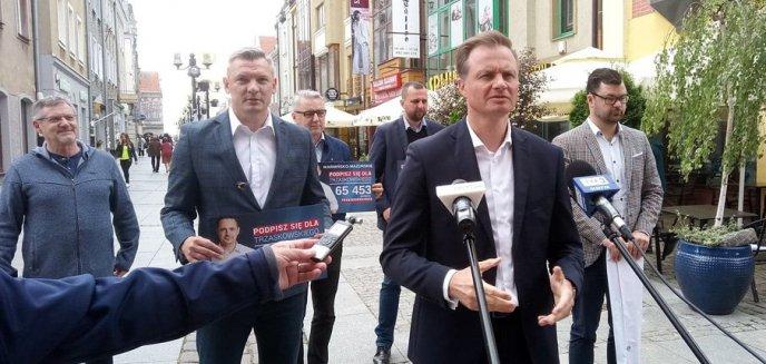 Artykuł: Wiemy, kiedy Rafał Trzaskowski przyjedzie do Olsztyna