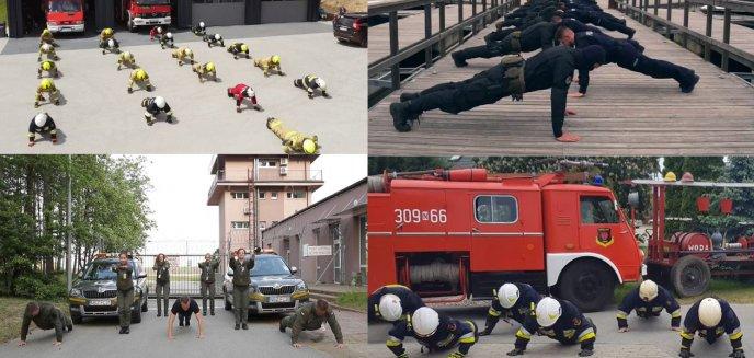 """Artykuł: #GaszynChallange. W warmińsko-mazurskim """"pompują"""" i nagrywają się dla dzieci. Nowy challange zalewa internet!"""